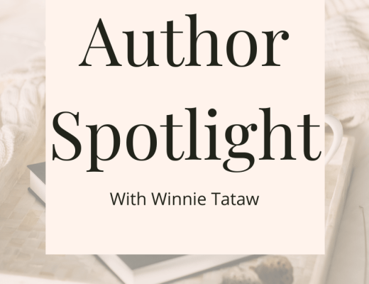 author spotlight with Winnie Tataw