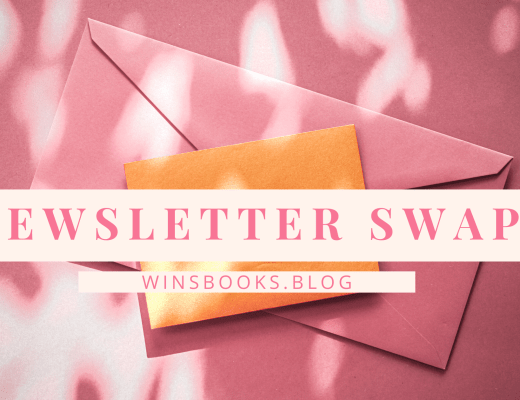 newsletter swaps on win's books