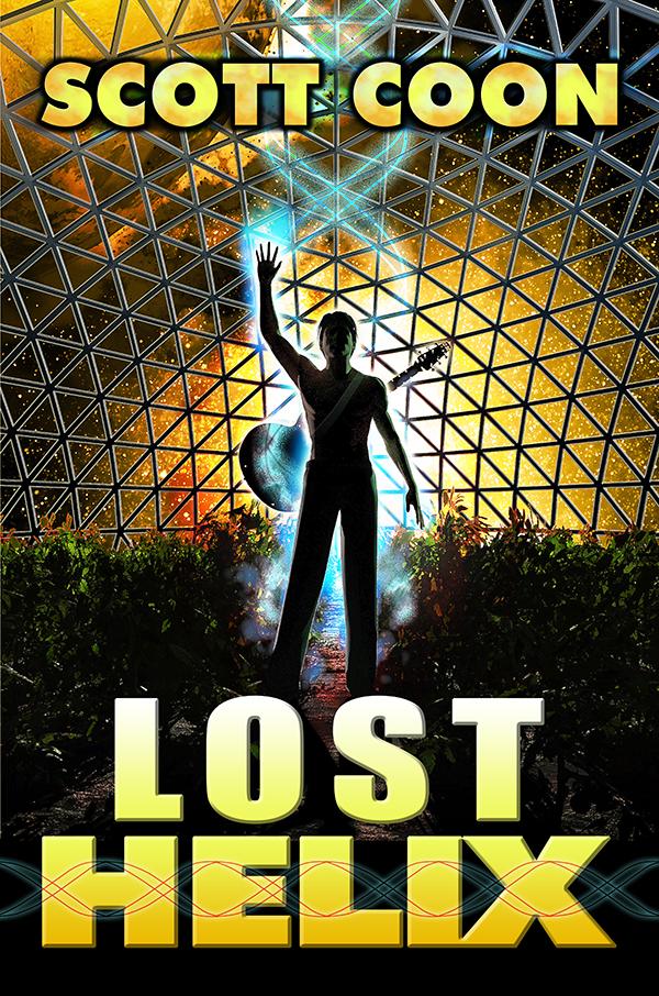book spotlight: lost helix