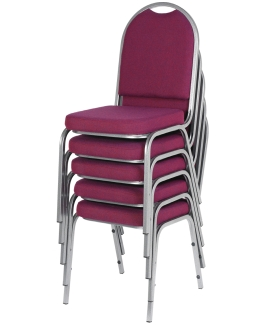 Stackable Folding Chairs