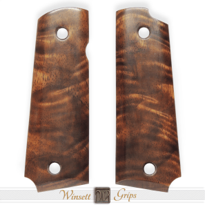 Black Walnut Browning 1911-22 Grips