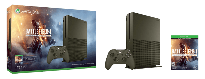 Xbox One S Battled Field One Bundle