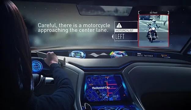 NVIDIA DRIVE IX software concept | NVIDIA.com