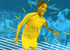 The Lavender Effect: What does Jantel's emergence mean for the Chicago Sky?