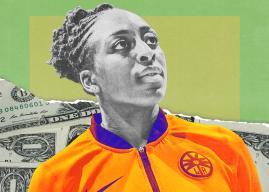 Basketball's Gender Wage Gap Narrows (but doesn't vanish!)