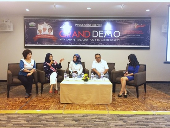 Grand Demo Anchor Food Profesional