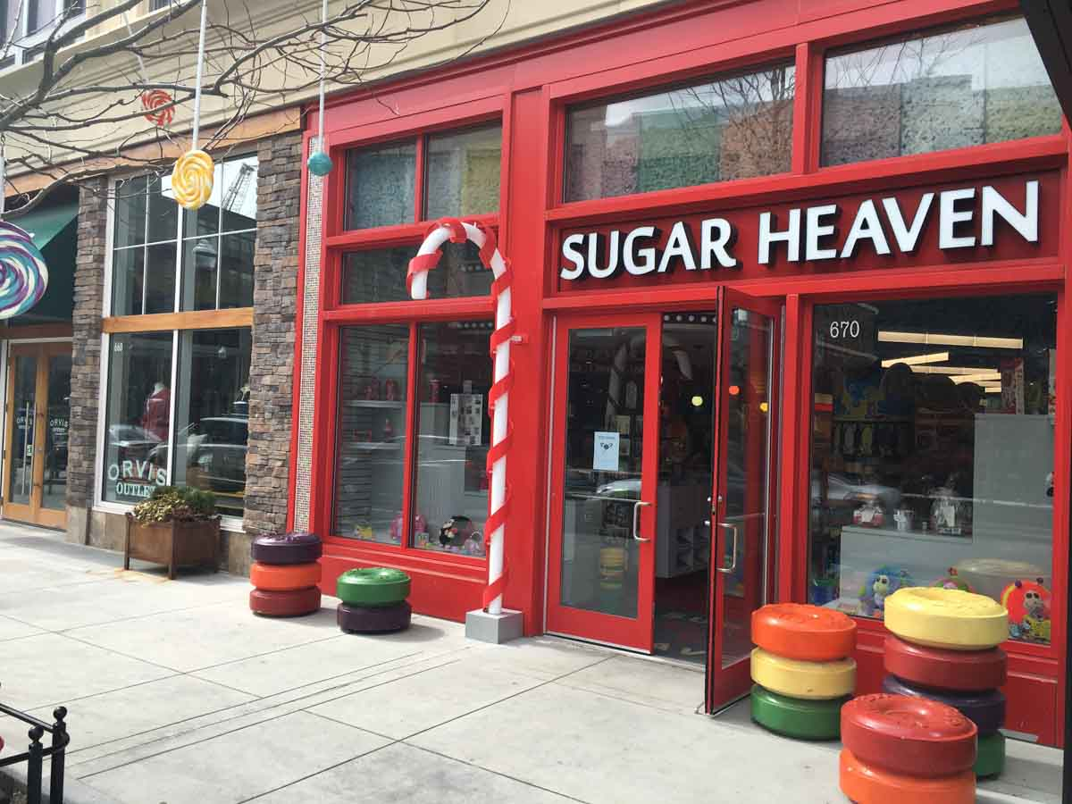 Winslow Architects Arlington Retail Sugar Heaven Somerville MA