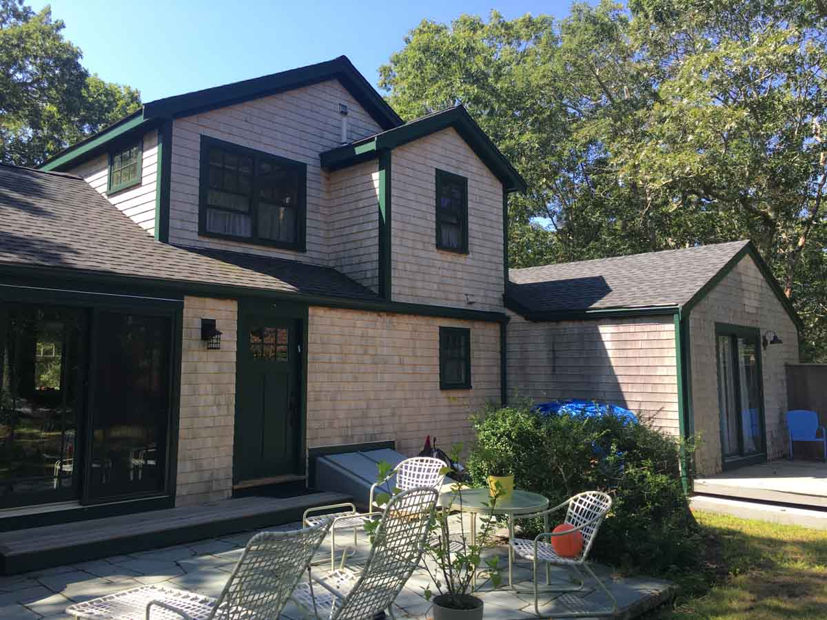 Winslow Architects Single Family Renovation Tisbury MA