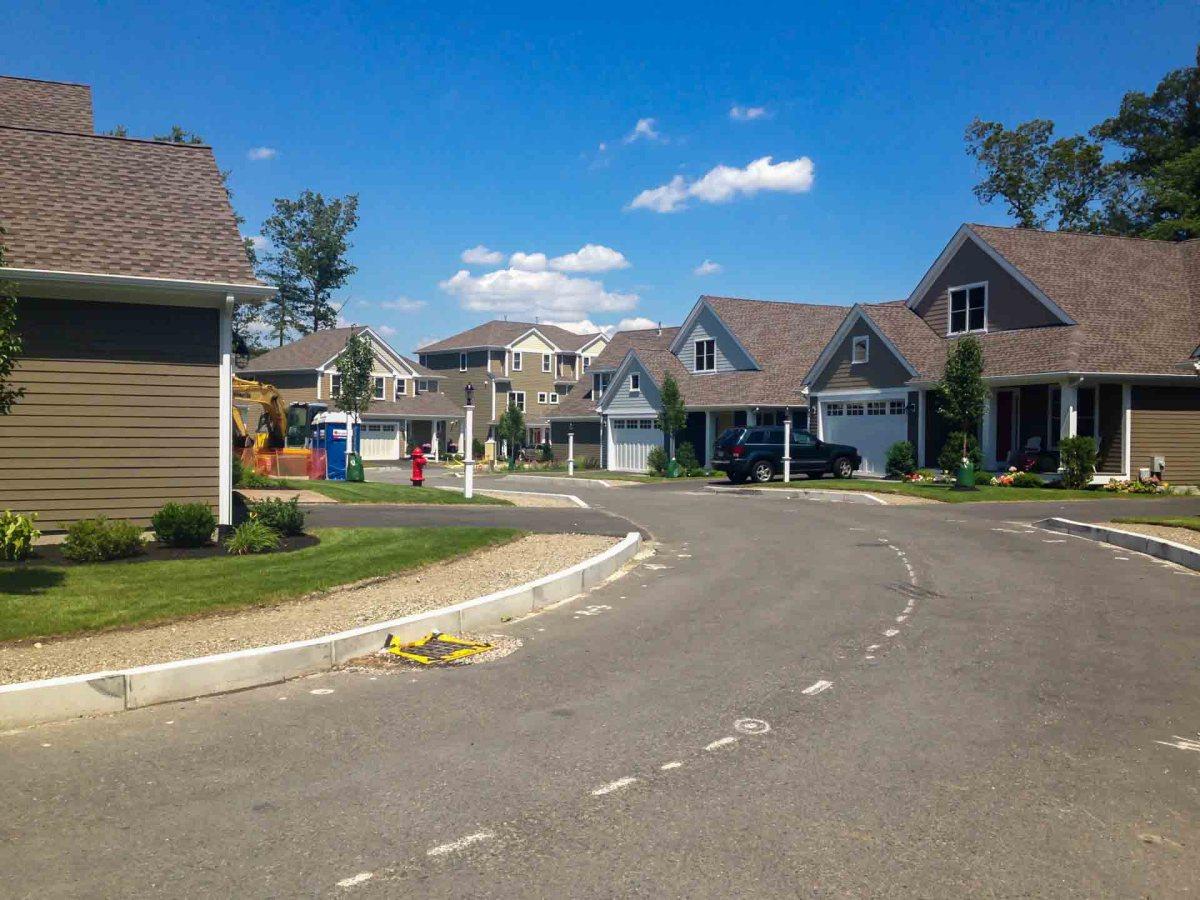 WinslowArchitects Arlington MultiFamily Greendale Village Needham