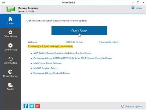 driver genius 18 activation key