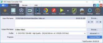 AVS Video Converter key
