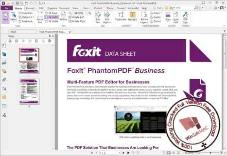 foxit phantom full crack download