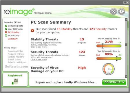 reimage pc repair online activation key