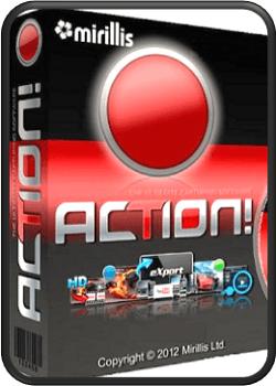 Mirillis Action Crack keygen