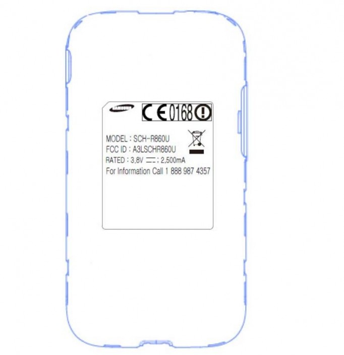 Samsung phone passes through FCC headed for US Cellular