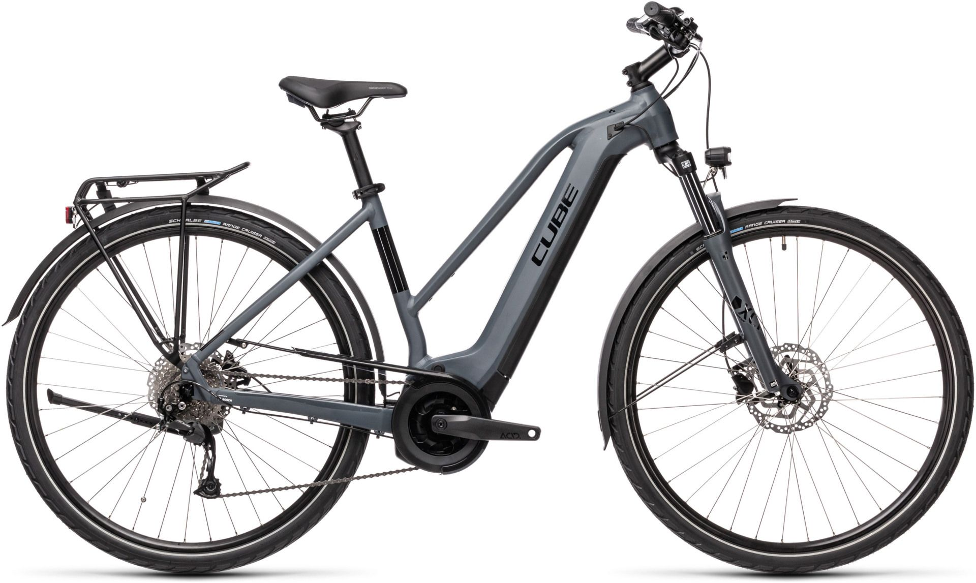 Cube Touring Hybrid One 400 T Ze Electric Bike