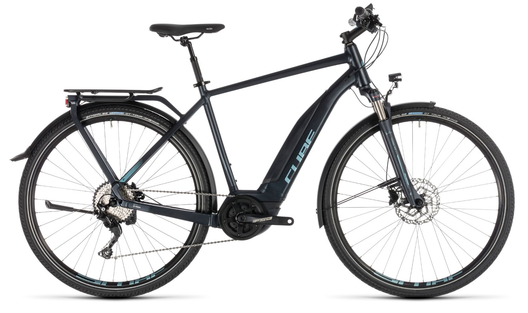Cube Touring Hybrid Pro 500 Electric Bike
