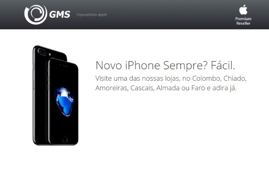 "GMS Store oferece programa que permite ""trocar"" iPhone antigos por novos"
