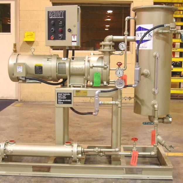 Vacuum Pump System Design : Process vacuum system design wintek corporation