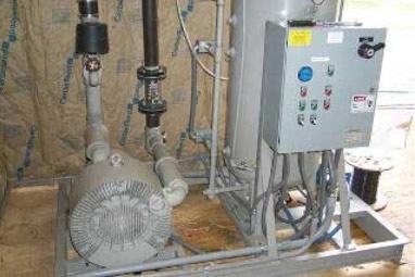 "Soil Vapor Extraction | ACFM @ 15""HgV Regenerative SVE"