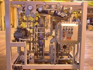 Process Vacuum System for Pilot Plant