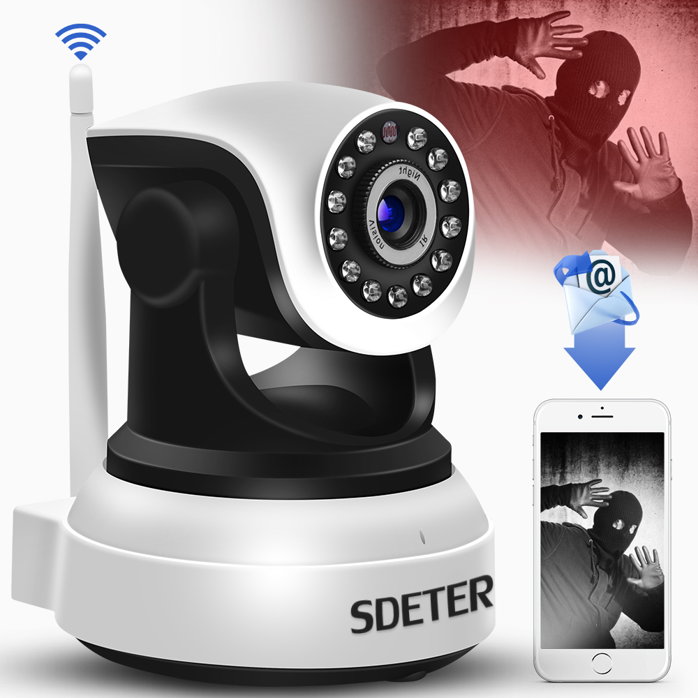 Home Security Wireless Webcams