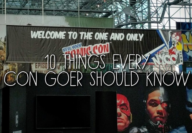 10 Do's of Conventions