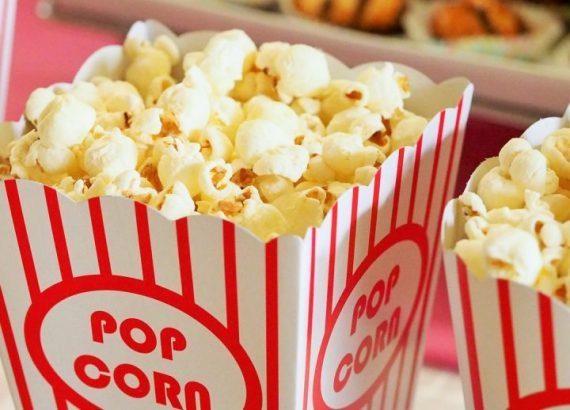 popcorn listo para llevar