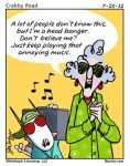 {Fun Friday} Maxine's Reaction To Music =)