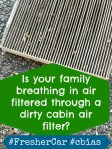 Add A Tool To Your Allergy Fighting Toolbelt with FRAM Fresh Breeze Air Filters