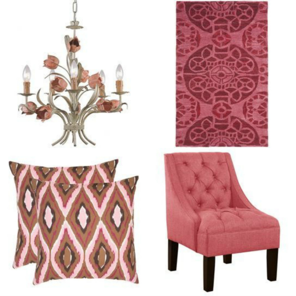 Home Decor Inspired by Cherry Blossoms