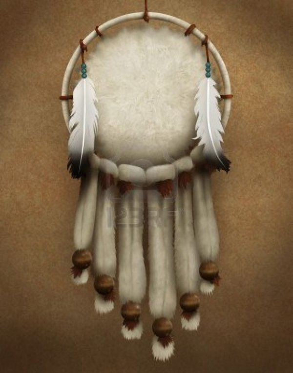 Image Credit: 123rf.com/photo_6472338_painting-of-a-traditional-native-american-dreamcatcher-decorated-with-fur-and-feathers.html