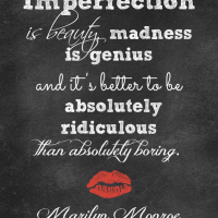 Marilyn Monroe Quotes:  Use My Free Printables To Make Wall Art #quotes #crafts