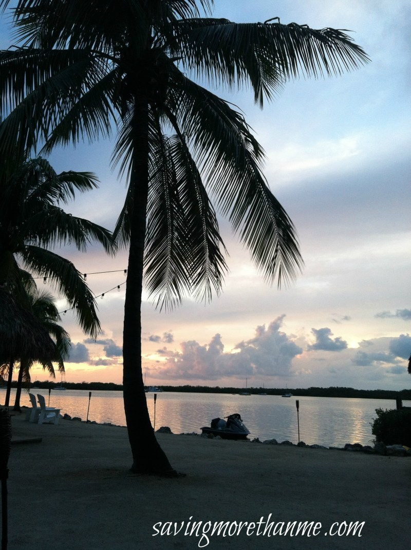 The Keys-The Beauty of South Florida: Beaches, Sunsets, and Palm Trees | winterandsparrow.com #southflorida #floridatravel #sunsetpictures #keywest