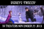 Disney's Frozen:  Movie Trailer + Free Children's Activity Sheets #DisneyFrozen