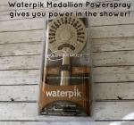 Review: #Waterpik PowerSpray EasySelect Hand Held Shower Head