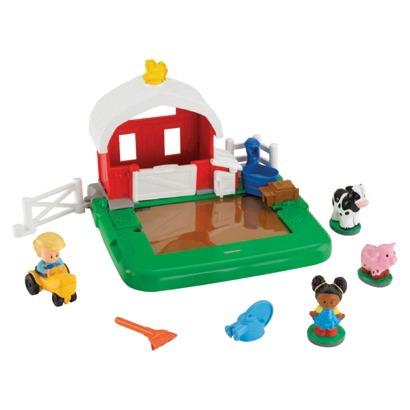 Fisher Price Little People Apptivity Barnyard. @BestBuyWOLF #bbyHoliday13 #sponsored