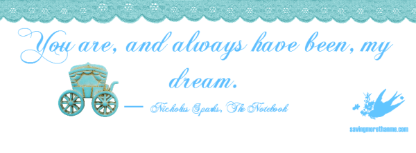 Three Romantic Facebook Covers {Free}: Audrey Hepburn, The Notebook, and Home Sweet Home winterandsparrow.com
