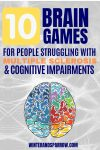 10 Brain Games for People Struggling with Multiple Sclerosis and Cognitive Impairments
