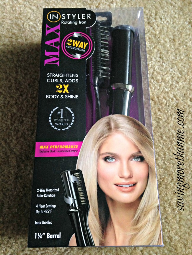 In Styler See How The InStyler Transformed My Hair {Bye, bye frizz!} Plus A 30% Off Promo Code #RSVPInStyler #gotitfree @vocalpoint winterandsparrow.com