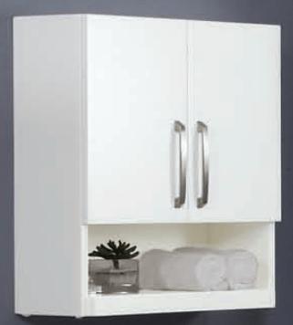 The Lola Cabinet From DECOLAV Solves My Storage Problem  #ad winterandsparrow.com