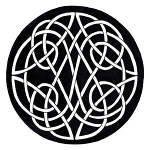 Celtic knot Celtic Design Basics Plus 11 Free Celtic-Inspired Fonts winterandsparrow.com #celtic #irish