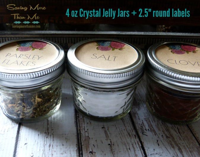 Spring Cleaning: Organizing the Spices {two free spice label