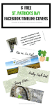 Six Free St. Patrick's Day Facebook Timeline Covers