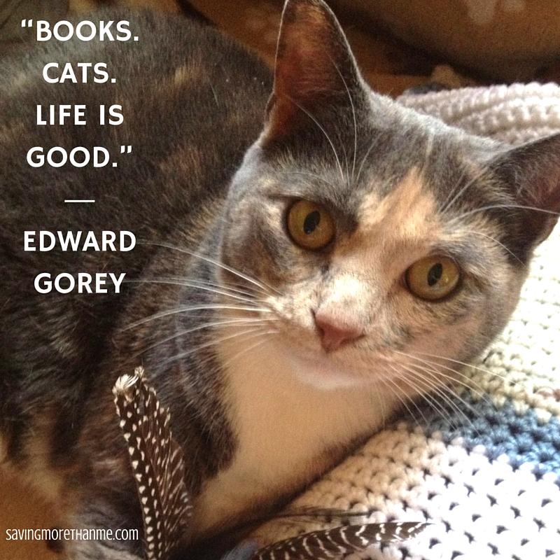 9 Quotes For The Cat Lover winterandsparrow.com