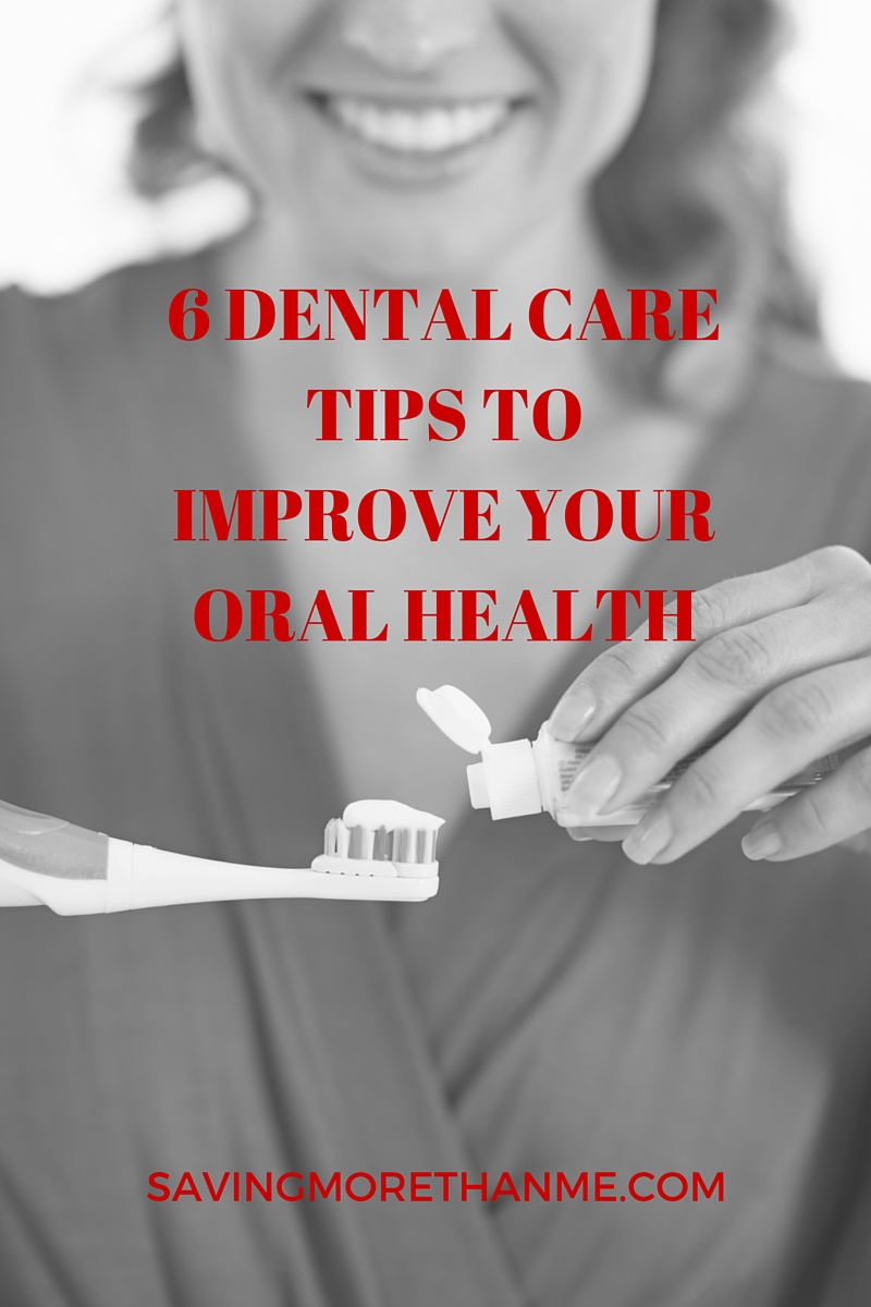 6 Dental Care Tips To Improve Your Oral Health #MetLifeTDP (ad) #IC