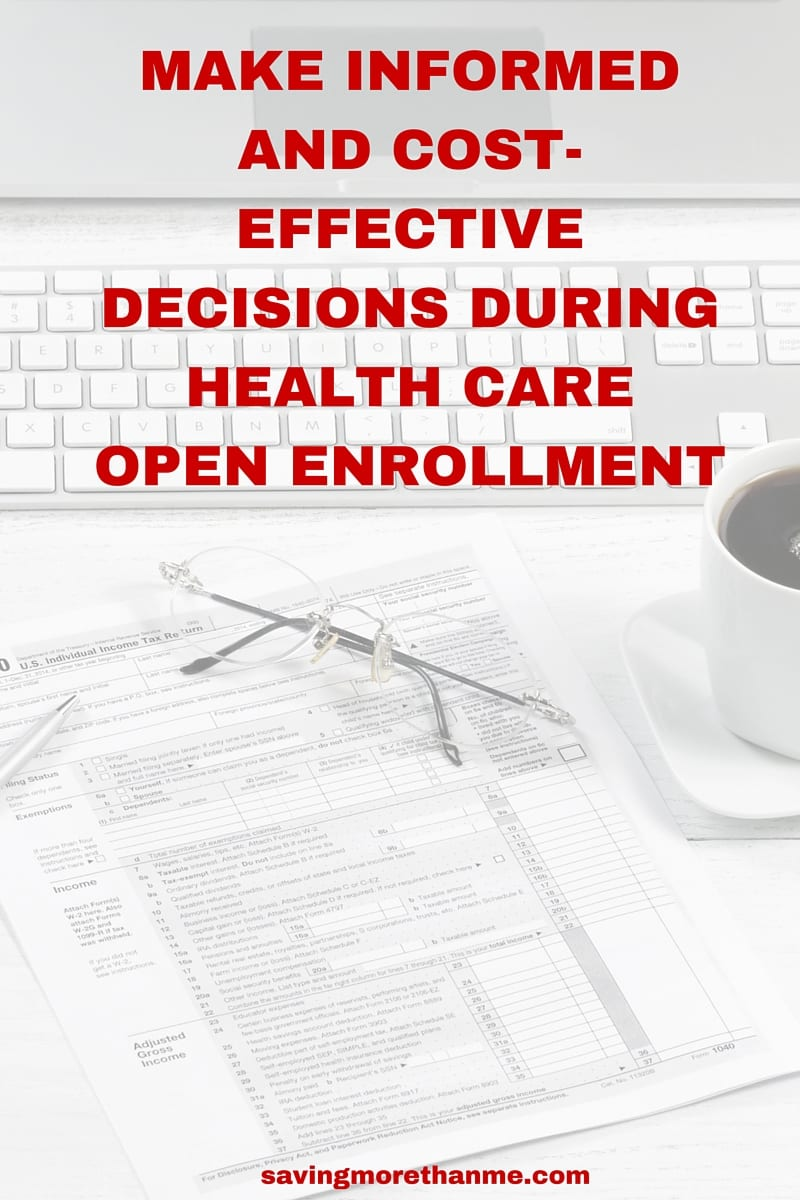 Make Informed + Cost-Effective Decisions During Health Care Open Enrollment @turbotax #TurboTaxACA #ad