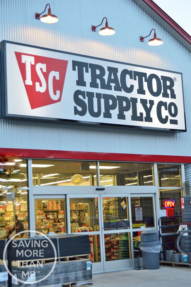 Tractor Supply Company: A Friend To You and Your Pets @tractorsupply #ad #TractorSupply