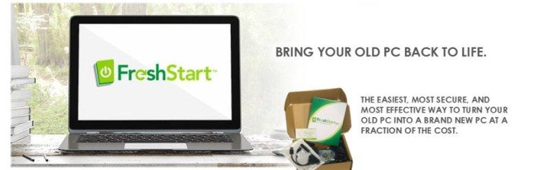 Options For Easy PC Repair #FreshStartMyPC AD