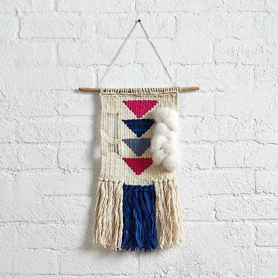Home Decor: Ugly Faceplates and Wall Tapestries